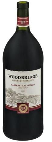 Woodbridge By Robert Mondavi Cabernet Sauv. Merlot